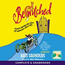 Beswitched (       UNABRIDGED) by Kate Saunders Narrated by Rita Sharma