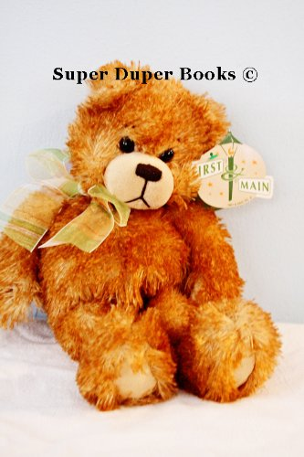First and Main Harly the Teddy Bear  a Bow Around