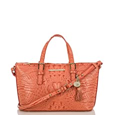 Mini Asher Satchel<br>Creamsicle Melbourne