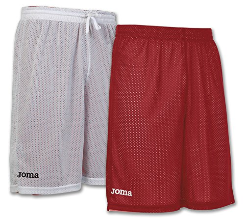 Joma Short Rookie White/Red, Taglia: M