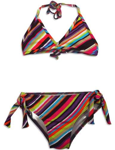 405 South By Anita G - Little Girls' 2 Piece Bikini Swimsuit, Multi 29400-7