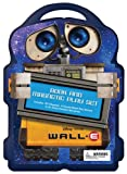 WALL-E A Book and Magnetic Play Set image