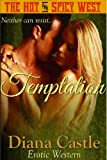 img - for Temptation (Book #2 - The Hot & Spicy West) book / textbook / text book