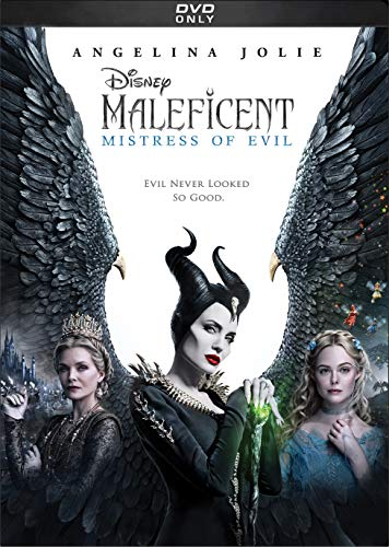 DVD : Maleficent: Mistress Of Evil