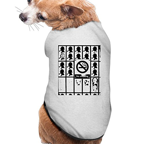 Irony Summer Small Dog Jumpers 100% Fleece Perfit For Everyday Wear,holiday,parties,and Photos.