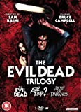 The Evil Dead Trilogy [DVD]