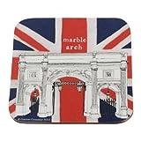 London Landmark Souvenir Coaster - Marble Arch