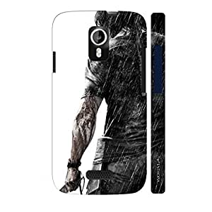 Micromax Canvas A116 RAMBO designer mobile hard shell case by Enthopia