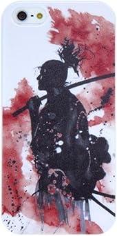 和柄/侍SAMURAI(赤) iPhone5ケース