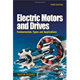 Electric Motors and Drives: Fundamentals, Types and Applicationsby Austin Hughes