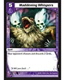 Kaijudo TCG - Maddening Whispers (22/80) - Shattered Alliances by Kaijudo: Rise of the Duel Masters