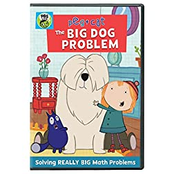 Peg + Cat: The Big Dog Problem DVD