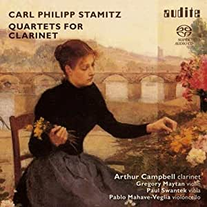 Stamitz: Quartets for Clarinet