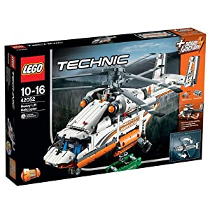 LEGO Technic 42052: Heavy Lift Helicopter Mixed