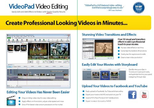 how to get videopad for free