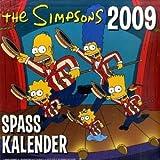 The Simpsons 2009 Spass Kalender - Wandkalender - Matt Groening