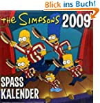 The Simpsons 2009 Spass Kalender. Wan...