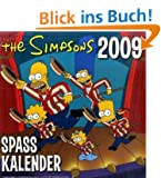 The Simpsons 2009 Spass Kalender. Wandkalender