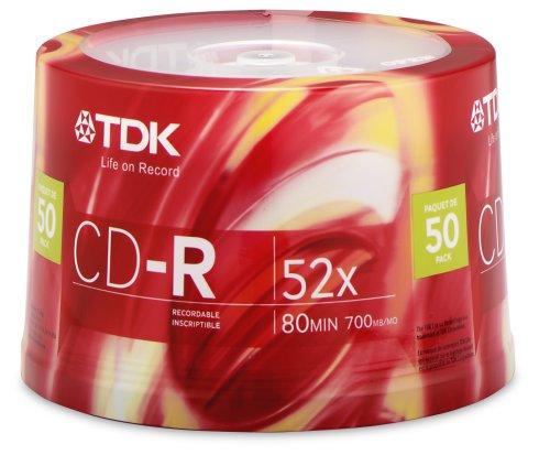 48x Data CD-R Media