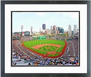 Pittsburgh Pirates PNC Park MLB Stadium Photo (Size: 26.5 x 30.5) Framed by MLB