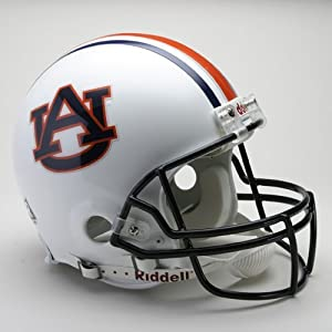 Victory Collectibles 31406 Rfa C Auburn - Tigers Full Size Authentic Helmet by Riddel by Victory Collectibles