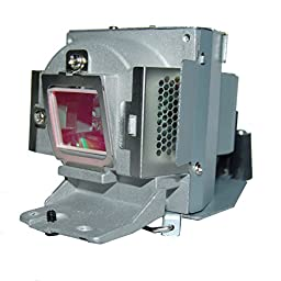 Philips UltraBright BenQ 5J.J3V05.001 Projector Replacement Lamp with Housing (Philips)