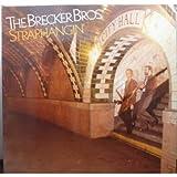 Straphangin' LP (Vinyl Album) German Arista 1981