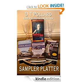 Sampler Platter - Taste of the Books