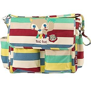 Bolso maternal y cambiador / Baby Changing Bag and Mat - Tuc Tuc Origami - BebeHogar.com