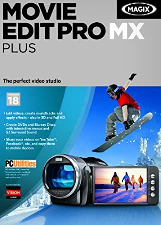 MAGIX Movie Edit Pro 18 MX Plus [Download]