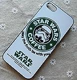 スターバックススターウォーズコラボアイフォン4用ケース STARBUCKS*STARWARS デザイン iPhone4用ケース