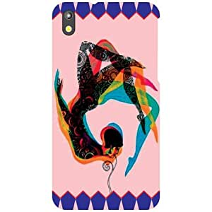 HTC Desire 816G Back cover - Artful Designer cases