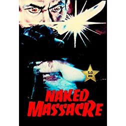 Naked Massacre (Born for Hell, Die Hinrichtung) [VHS Retro Style] 1976