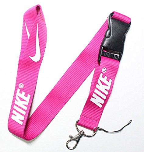 Fantastic Deal! Nike Lanyard Keychain Pink