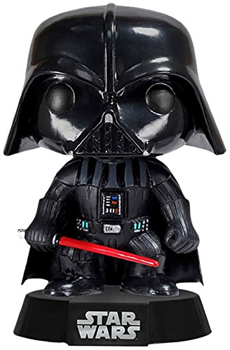 Star Wars - Funko Pop! Darth Vader 01