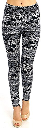 lush-moda-extra-soft-leggings-with-designs-variety-of-prints-paisley