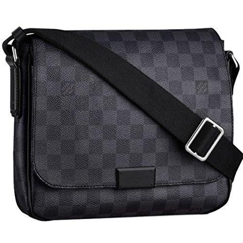 (ルイ・ヴィトン) LOUIS VUITTON バッグ BAG ショルダーバッグ 斜めがけ ディストリクト PM ダミエ グラフィット N41260 メンズ ブランド 並行輸入品