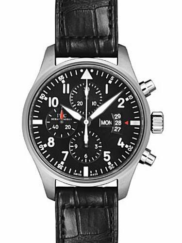 [アイダブリューシー] IWC 腕時計 パイロットウォッチ クロノグラフ IW377701 メンズ 新品 [並行輸入品]