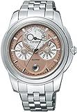 CITIZEN (シチズン) 腕時計 COMPLICATION コンプリケーション キャランデュリエ Eco-Drive エコ・ドライブ BU0010-58Z メンズ
