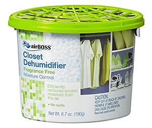 airBOSS Closet Dehumidifier