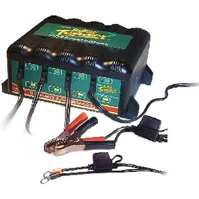 Battery Tender 4-Bank Battery Tender Charging Station