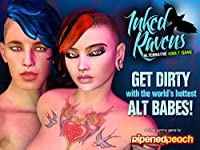 Inked Ravens : Alternative Adult Game [Download] from Juicy 3D-287677-287677