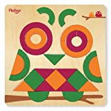 P'kolino Multi-Solution Shape Puzzle - O...