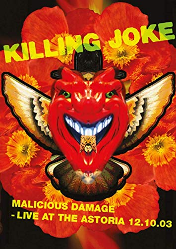 DVD : Malicious Damage: Live At The Astoria 12.10.03