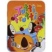 Gigamic Tutti Fruitti Game, Multi Color