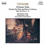Vivaldi:Il Pastor Fido Op13