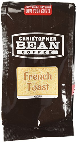 Christopher Bean Coffee French Toast Ground Coffee,