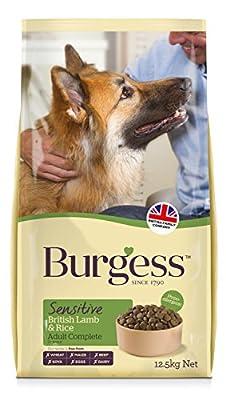 Burgess Sensitive Adult British Lamb and Rice