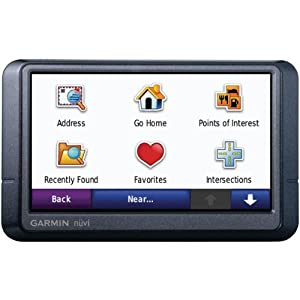 garmin n vi 255w 4 3 inch portable gps navigator discontinued by manufacturer. Black Bedroom Furniture Sets. Home Design Ideas