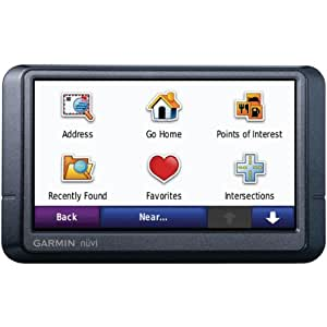 Garmin nüvi 255W 4.3-Inch Portable GPS Navigator (Discontinued by Manufacturer)
